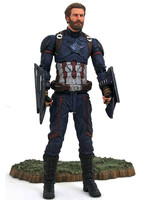 Marvel Select - Captain America (Avengers Infinity War)