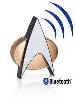 Star Trek TNG - Bluetooth Communicator Badge