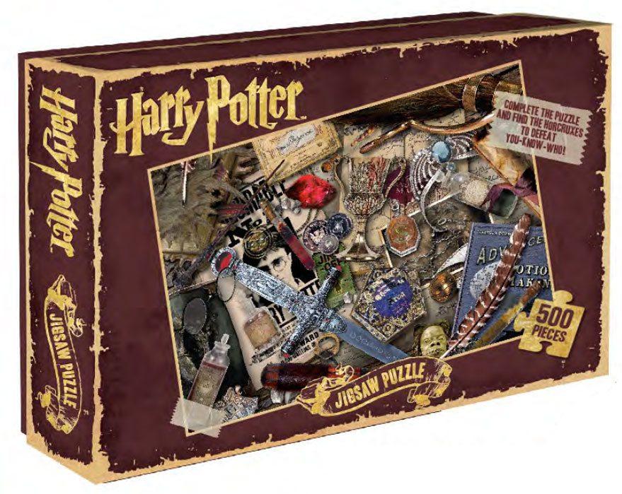 Harry Potter - Horcruxes Jigsaw Puzzle