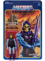 Masters of the Universe - Battle Armor Skeletor - ReAction