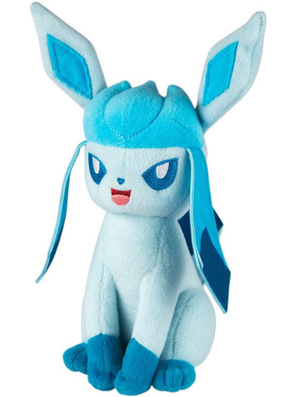 Pokemon - Glaceon Plush (gift box) - 20 cm