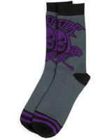 Masters of the Universe - Skeletor Socks - Size 39-43