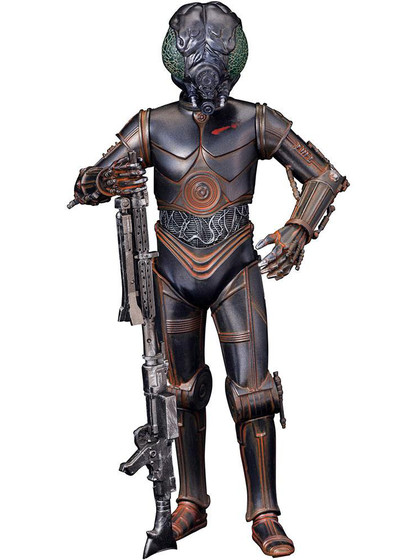 Star Wars - Bounty Hunter 4LOM - Artfx+