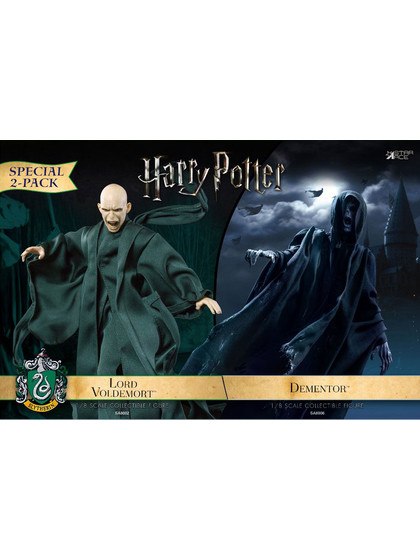 Harry Potter - Dementor & Voldemort 2-Pack - 1/8