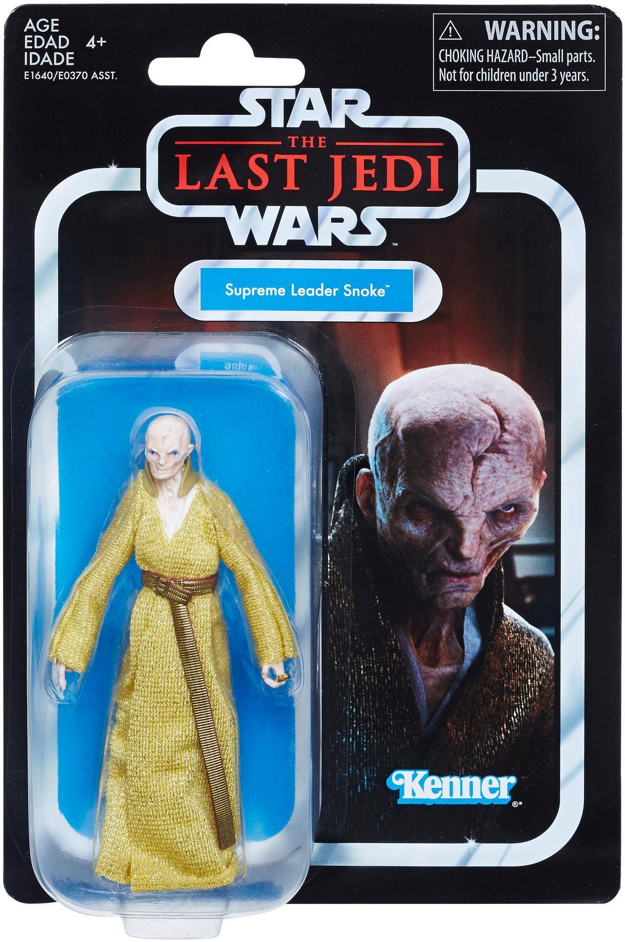 Star Wars The Vintage Collection - Supreme Leader Snoke