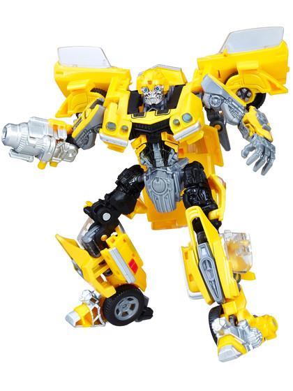 Transformers Studio Series - Bumblebee Deluxe Class - 01