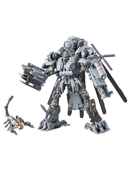 Transformers Studio Series - Blackout Leader Class - 08