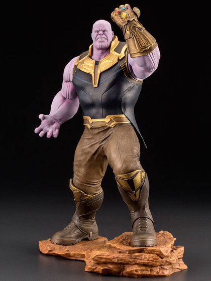 Avengers Infinity War - Thanos Statue - Artfx+