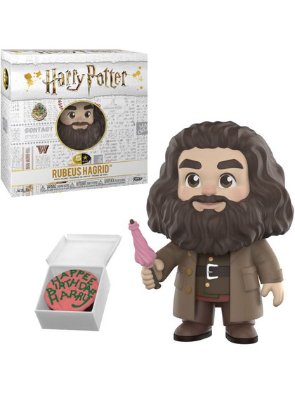 Harry Potter - Hagrid 5-Star Vinyl Figure
