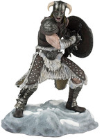 Elder Scrolls Skyrim - Dragonborn Statue