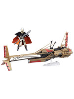 Star Wars Black Series Vehicle - Swoop Bike with Enfys Nest