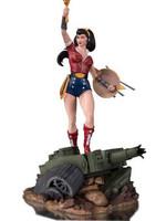 DC Bombshells - Wonder Woman Deluxe Statue