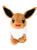 Pokemon - Eevee Talking Plush - 25 cm