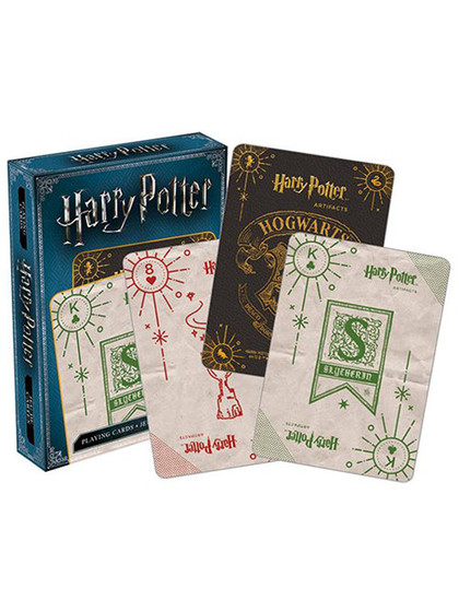 Harry Potter - Artifacts Playing Cards