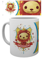 Harry Potter - Gryffindor Paint Mug