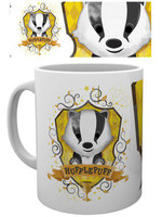 Harry Potter - Hufflepuff Paint Mug