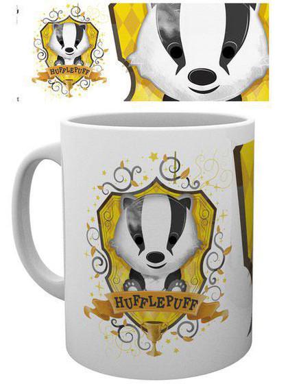 Harry Potter - Hufflepuff Paint Mug