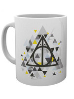 Harry Potter - Deathly Pixels Mug