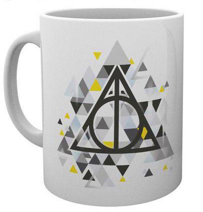 Harry Potter - Deathly Pixels Mug
