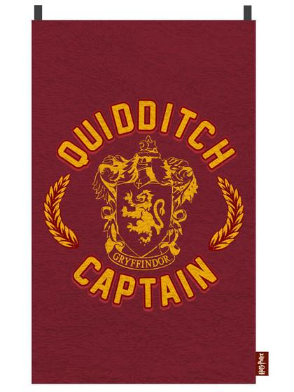 Harry Potter - Quidditch Captain Towel (Cape) - 135 x 72 cm