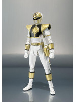 Power Rangers - White Ranger - S.H. Figuarts