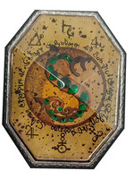 Harry Potter - Slytherin Locket Metal Pin