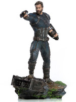 Avengers Infinity War - Captain America - Art Scale