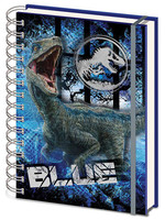 Jurassic World Fallen Kingdom - Wiro Notebook A5