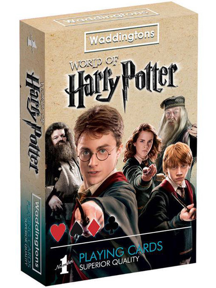 Harry Potter - Waddingtons Playing Cards