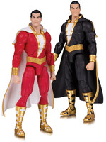DC Essentials - Shazam! & Black Adam 2-Pack