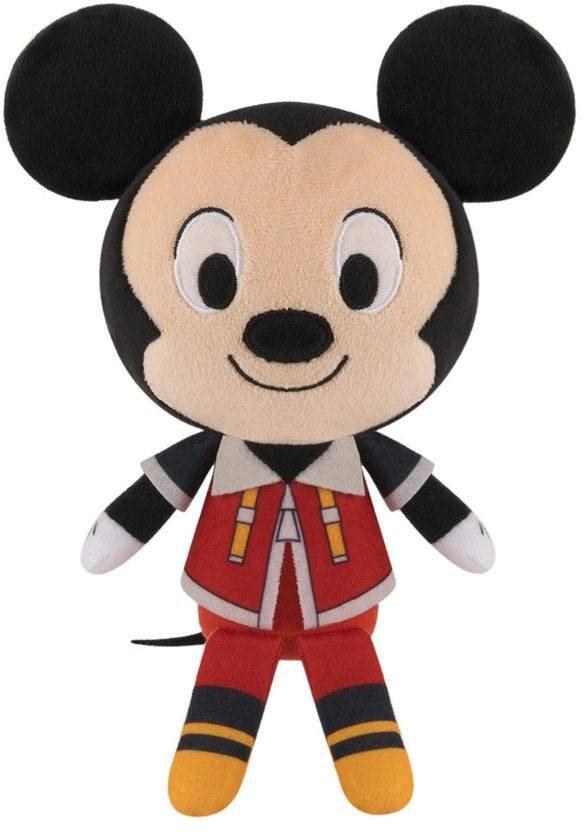 Kingdom Hearts - Mickey Mouse Plush - 20 cm