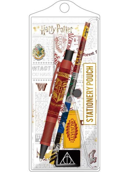 Harry Potter - 5-Piece Stationery Set
