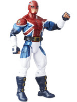 Marvel Legends Civil War Wave 3 - Captain Britain