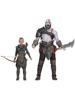 God of War - Ultimate Kratos & Atreus 2-Pack