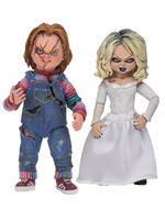 Bride of Chucky - Ultimate Chucky & Tiffany 2-Pack