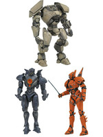 Pacific Rim Select - Series 1 3-Pack