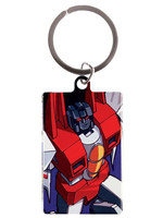 Transformers - Starscream Metal Keychain