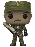 POP! Vinyl Halo - Sgt. Johnson