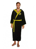 Harry Potter - Hufflepuff Fleece Bathrobe