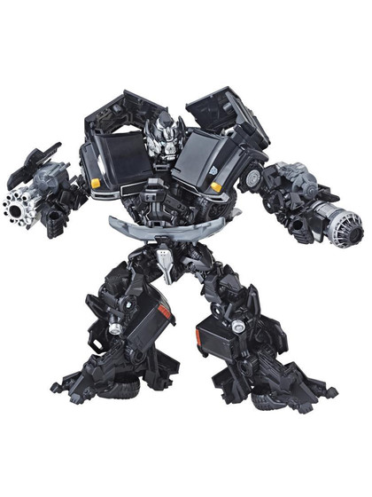 Transformers Studio Series - Ironhide Voyager Class - 14
