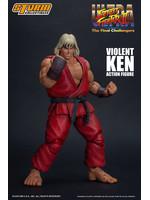 Ultra Street Fighter II - Violent Ken - Storm Collectibles