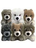 Game of Thrones - Direwolf Prone Cub Plush Box Set