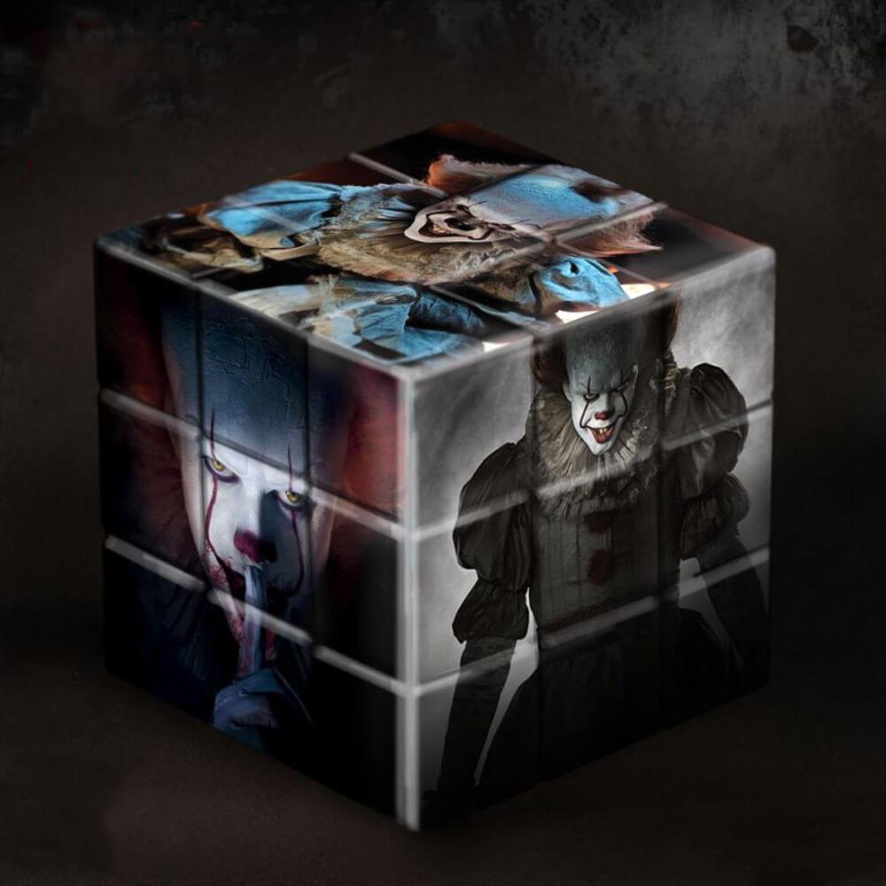 It - Pennywise 2017 Puzzle Blox Puzzle Cube 9 cm