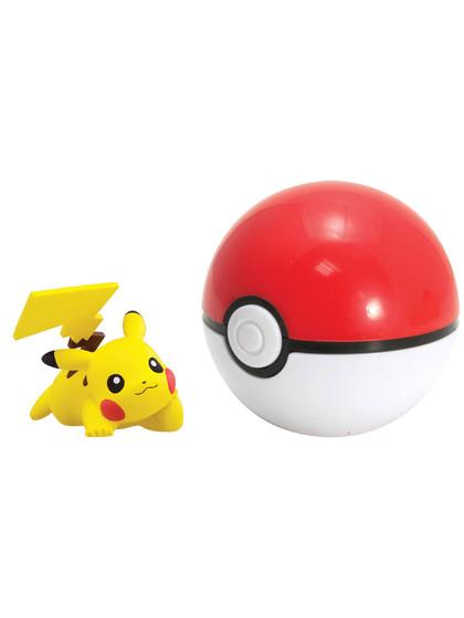 Pokemon - Pikachu Clip´n´Carry Poké Ball