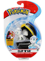 Pokemon - Alolan Vulpix Clip´n´Go Luxury Ball
