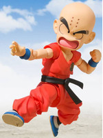 Dragonball - Figure Krillin (The Early Years) - S.H. Figuarts