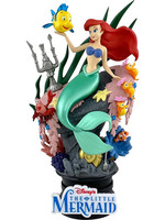 The Little Mermaid D-Select Diorama - 15 cm