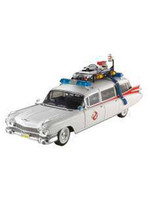 Ghostbusters - 1959 Cadillac Ecto-1 Diecast Model - 1/24