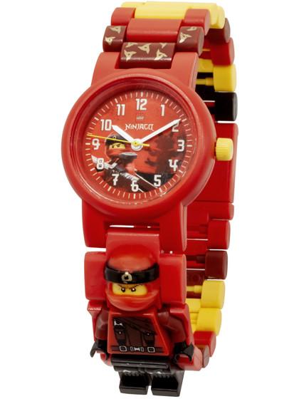 LEGO Ninjago - Kai Minifigure Link Buildable Watch