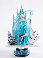 Frozen D-Select Diorama Exclusive - 18 cm